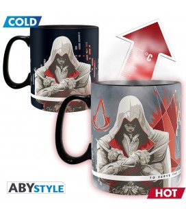 Mug Assassin's Creed The Assassins Thermoréactif