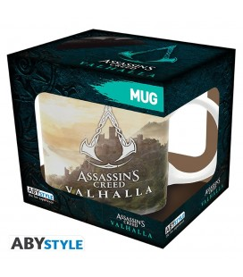 Mug Assassin's Creed Valhalla Paysage
