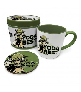 Coffret Yoda Best