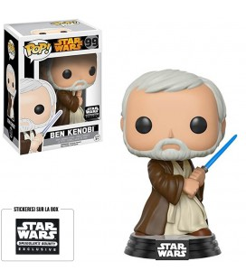 Pop! Ben Kenobi Edition Limitée [99]
