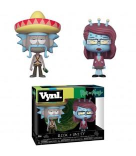 Vynl. Rick & Unity