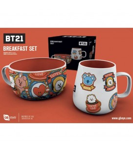 Coffret BT21 Icons