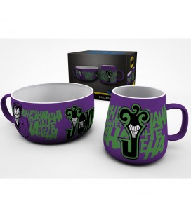 Coffret Breakfast The Joker