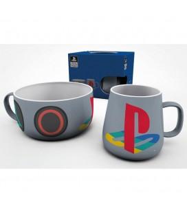 Coffret Breakfast Playstation Classic