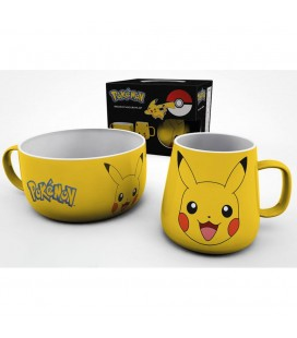 Coffret Breakfast Pikachu