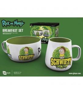 Coffret Breakfast Get Schwifty