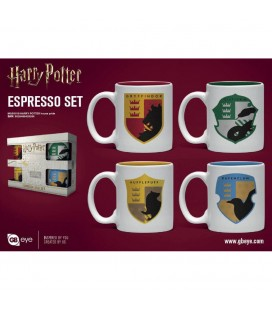 Set de 4 Mugs Espresso House Pride
