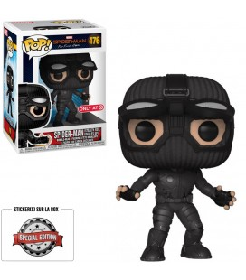 Pop! Spider-Man (Stealth Suit Goggles Up) Edition Limitée [476]