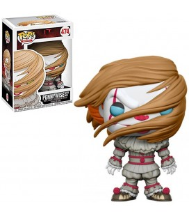 Pop! Pennywise (With Wig) Edition Limitée [474]