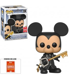 Pop! Organisation 13 Mickey 2018 Summer Convention Edition Limitée [334]