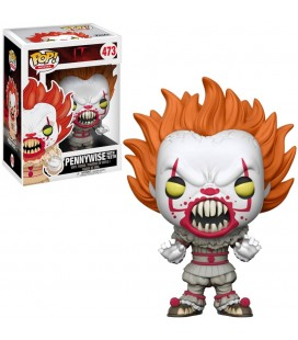 Pop! Pennywise (with Teeth) Edition Limitée [473]
