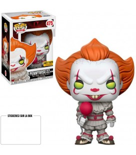 Pop! Pennywise (with Balloon) Edition Limitée [475]