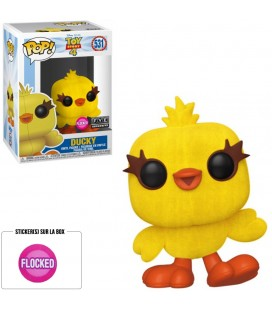 Pop! Ducky (Flocked) Edition Limitée [531]
