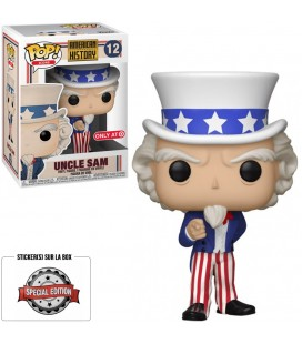 Pop! Uncle Sam Edition Limitée [12]