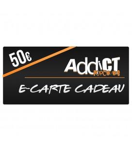 E-Carte Cadeau - 50€