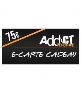 E-Carte Cadeau - 75€