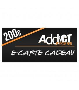 E-Carte Cadeau - 200€