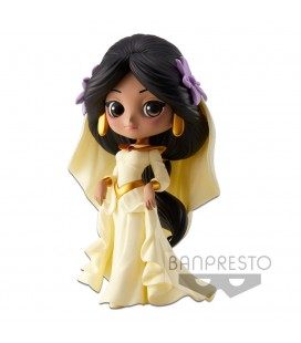 Qposket Jasmine Dreamy Style