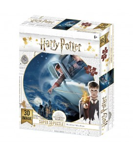 Puzzle Lenticulaire 3D Flying (300)