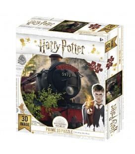 Puzzle Lenticulaire 3D Hogwarts Express (500)