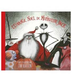 L'Album illustré L'Etrange Noël de Monsieur Jack