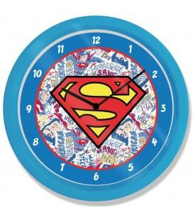 Horloge Superman Logo 25Cm