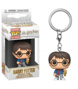 Pocket Pop! Keychain - Harry Potter Holiday