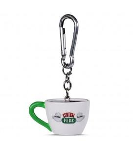 Porte-clés 3D Coffee Cup Central Perk