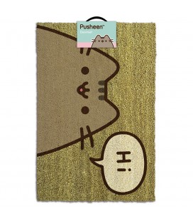 Paillasson Pusheen Says Hi