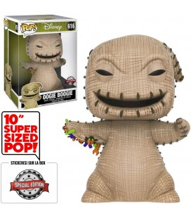 Pop! Oogie Boogie Giant Oversized Edition Limitée [616]