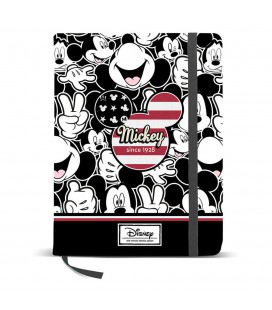 Journal / Notebook A5 Mickey USA