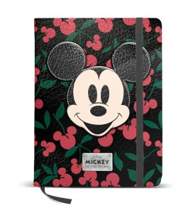 Journal / Notebook A5 Mickey Cherry