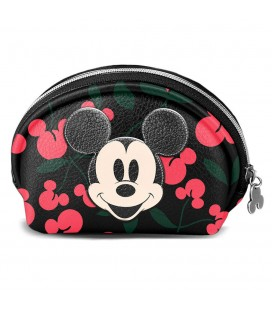 Porte-Monnaie Oval Mickey Cherry
