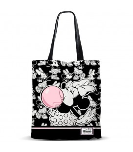 Sac Shopping Minnie BubbleGum