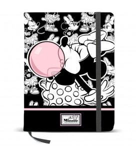 Journal / Notebook A5 Minnie BubbleGum