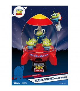 Diorama Alien's Rocket Deluxe Edition (Toy Story)