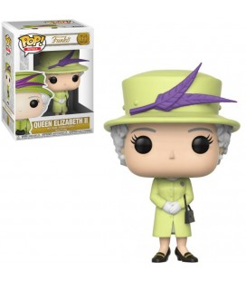 Pop! Queen Elisabeth II (tenue Verte) [01]
