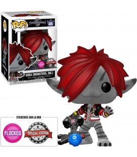 Pop! Sora (Monster's Inc.) Flocked Edition Limitée [485]