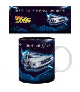 Mug Delorean