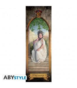 Poster de Porte - Grosse Dame 158*53