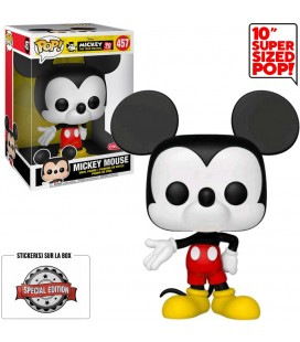 "Pop! Mickey Mouse Super Sized 10"" Edition Limitée [457]"