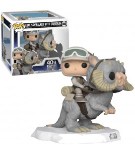 Pop! Deluxe Luke Skywalker with TaunTaun [366]