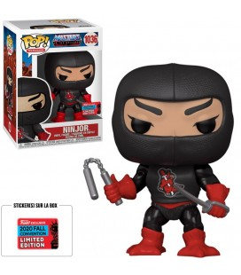 Pop! Ninjor 2020 Fall Convention Edition Limitée [1036]