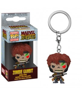 Pocket Pop! Keychain - Zombie Gambit
