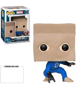 Pop! Spider-Man (Bombastic Bag Man) Edition Limitée [522]