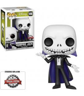 Pop! Vampire Jack Metallic Edition Limitée [598]