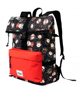 Sac à Dos Flap 8 Bits Stranger Things