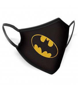 Masque Tissu Gotham Batman Adulte KM