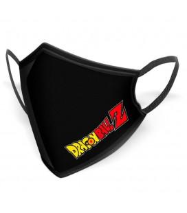 Masque Tissu Logo Dragon Ball Z Enfant KM