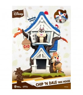 Diorama D-Stage Chip'N Dale Tree House